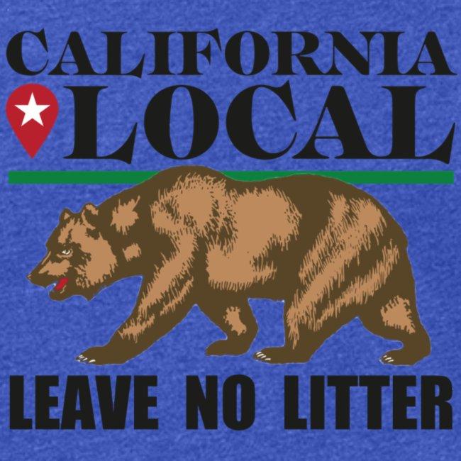 California Local Leave No Litter