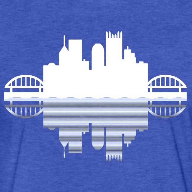 Pittsburgh Skyline Reflection