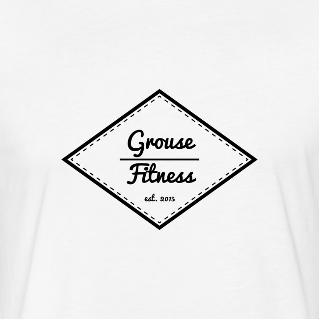 Grouse Fitness High Quality Logo png