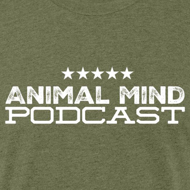 Animal Mind Patriotic Logo