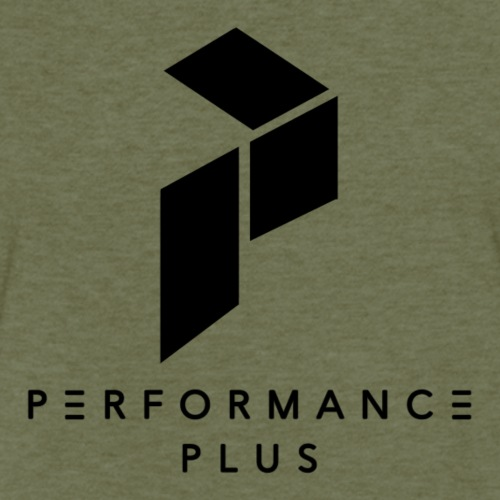 PPP Logo - Zach Style - Fitted Cotton/Poly T-Shirt by Next Level