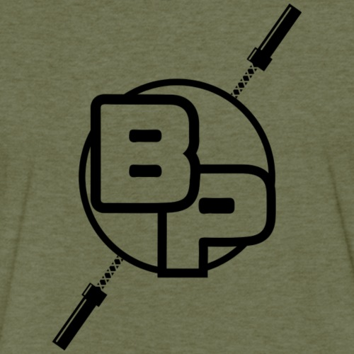 Barbell Physio Train Stronger T-Shirt - Fitted Cotton/Poly T-Shirt by Next Level