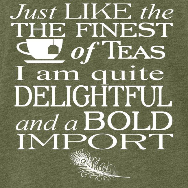 Bold Import
