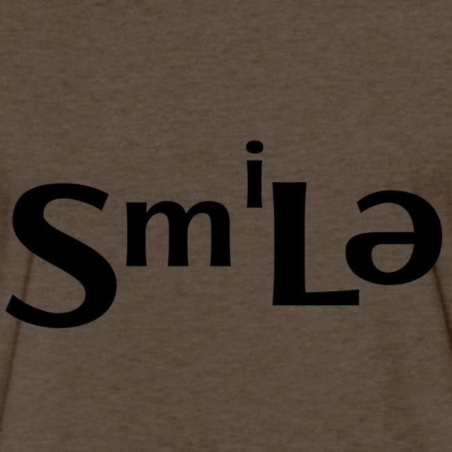 """Smile"" Abstract Design"