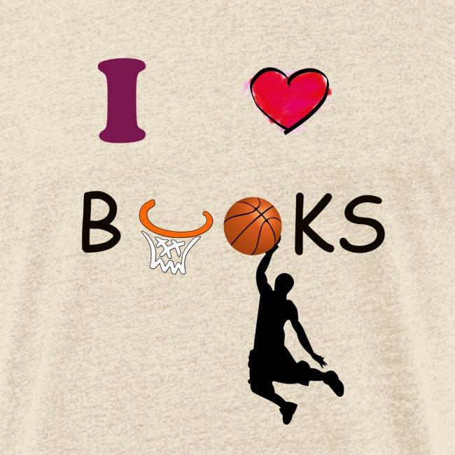 I love Books |Tshirt|Books|Basketball