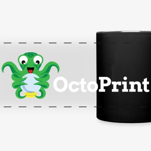 OctoPrint Logo Banderole - Full Color Panoramic Mug