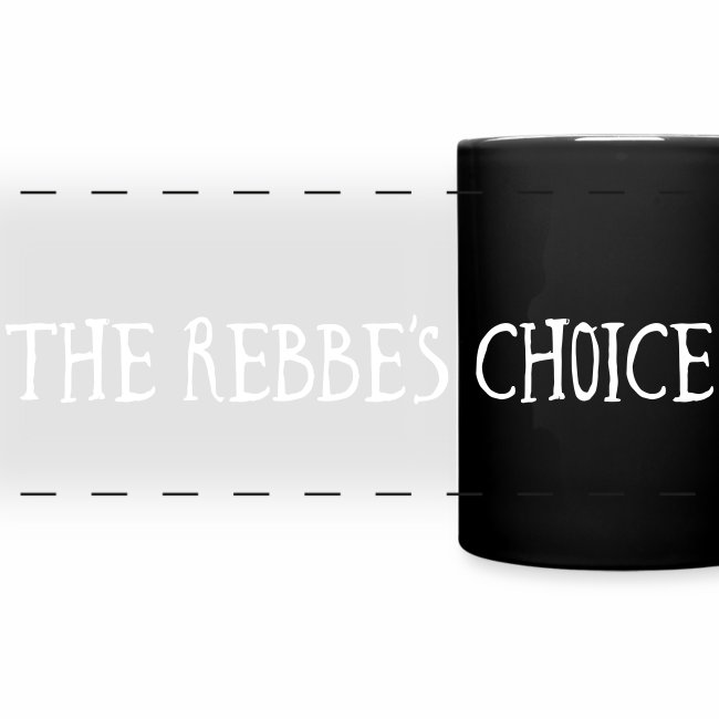 The rebbes choice - text
