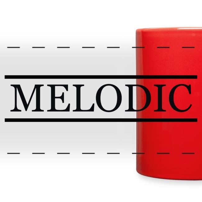 Melodic