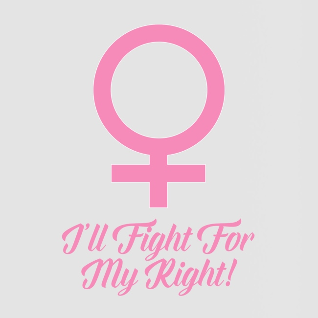Women's Rights Female Symbol
