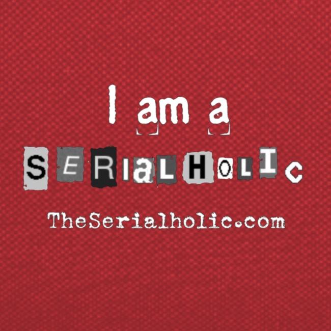 White Serialholic Logo