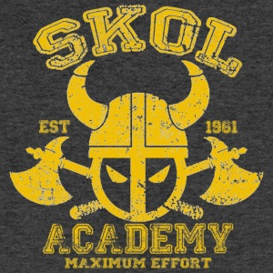 SkolAcademyFinal - Sweatshirt Cinch Bag