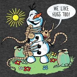 Warm Hugs - Sweatshirt Cinch Bag