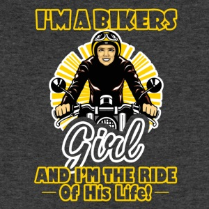 Biker Ride Of His Life Shirt - Sweatshirt Cinch Bag