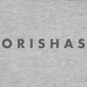 Orishas (Slim Smoke Letters) - Sweatshirt Cinch Bag
