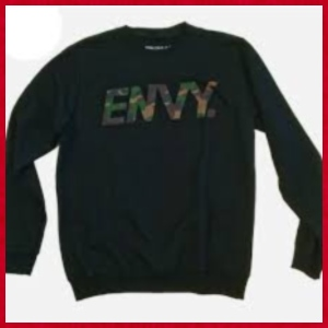 Envy Hoodie - Sweatshirt Cinch Bag
