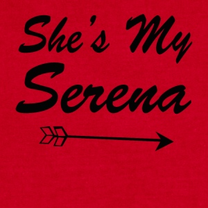She my Serena - Sweatshirt Cinch Bag