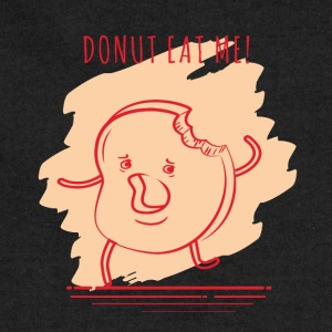 Donut eat me - Sweatshirt Cinch Bag