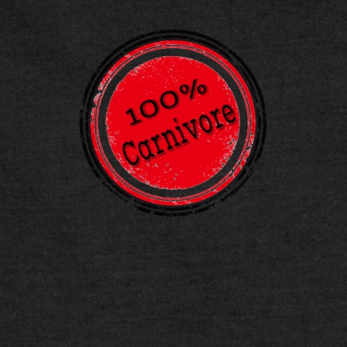 100% Carnivore - Sweatshirt Cinch Bag