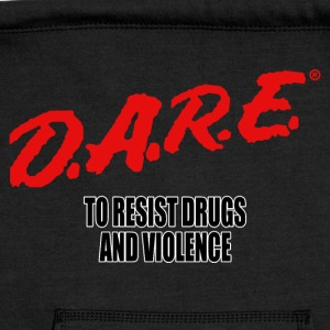 DARE - Sweatshirt Cinch Bag