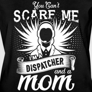 I'm A Dispatcher And A Mom T Shirt - Women's Vintage Sport T-Shirt