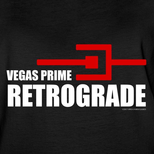Vegas Prime Retrograde - Title and Hack Symbol