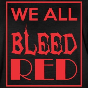 We All Bleed Red - Women's Vintage Sport T-Shirt