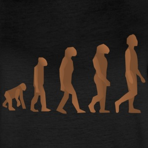 EVOLUTION OF MAN AND WOMAN! - Women's Vintage Sport T-Shirt