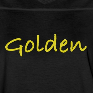 Golden Official - Women's Vintage Sport T-Shirt