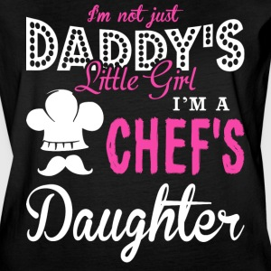I'm A Chef's Daughter T Shirt - Women's Vintage Sport T-Shirt