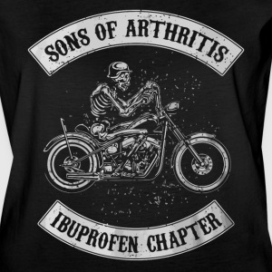 Sons of Arthritis Iboprofen chapter - Women's Vintage Sport T-Shirt
