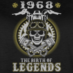 1968 The Birth Of Legends - Women's Vintage Sport T-Shirt