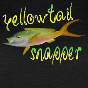 Yellowtail Snapper - Women's Vintage Sport T-Shirt