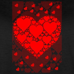 My Lovely Heart - Women's Vintage Sport T-Shirt