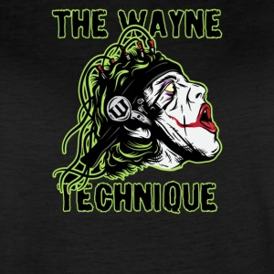 The Wayne Technique - Women's Vintage Sport T-Shirt