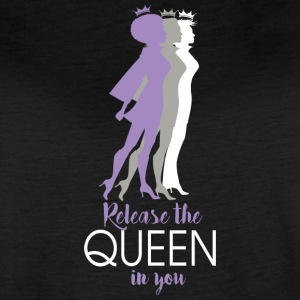Release The Queen In You Products! - Women's Vintage Sport T-Shirt