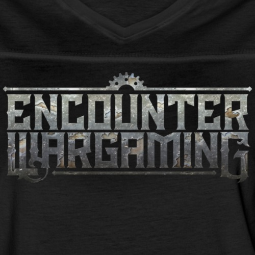 Encouter Wargaming Logo Women's Sports Shirt - Women's Vintage Sport T-Shirt