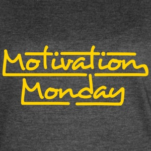 Motivation Monday - Women's Vintage Sport T-Shirt