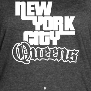 NYC: Queens - Women's Vintage Sport T-Shirt