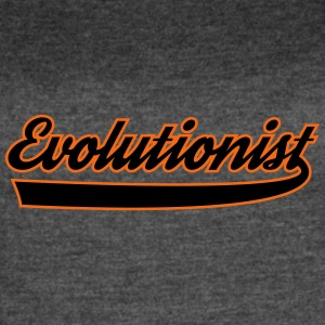 evolutionist - Women's Vintage Sport T-Shirt