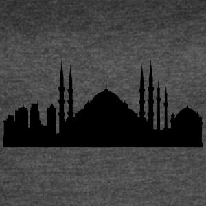 Istanbul silhouette - Women's Vintage Sport T-Shirt