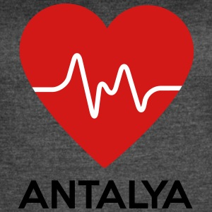 Heart Antalya - Women's Vintage Sport T-Shirt