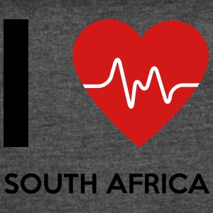 I Love South Africa - Women's Vintage Sport T-Shirt