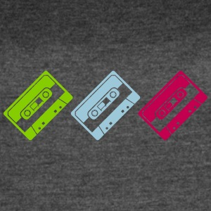 coloured tapes - Women's Vintage Sport T-Shirt