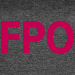 FPO — For Placement Only - Women's Vintage Sport T-Shirt