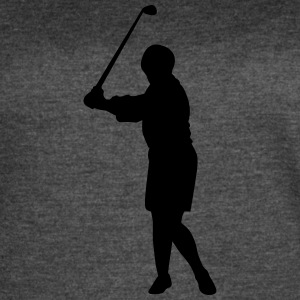 golf player - Women's Vintage Sport T-Shirt