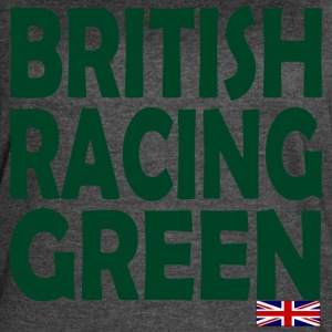 British Racing Green - Women's Vintage Sport T-Shirt