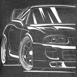 Best Toyota Supra Shirt Design - Women's Vintage Sport T-Shirt