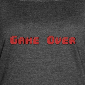 Game Over - Women's Vintage Sport T-Shirt