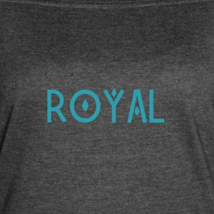 Royal Sky Blue - Women's Vintage Sport T-Shirt