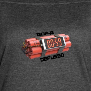 Bomb Defused!! - Women's Vintage Sport T-Shirt